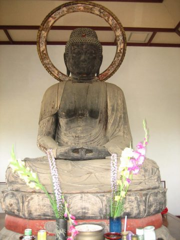 Statute of Jouroku Amitabha