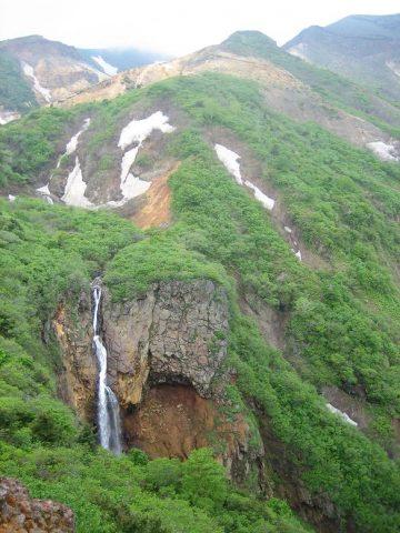 Kaerazuno Falls