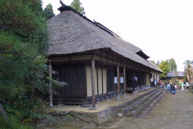 Agatsuma Family House・Hirasawa Mida's Cedar