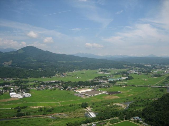 Tekura Mori Mountain/Tongari Mountain