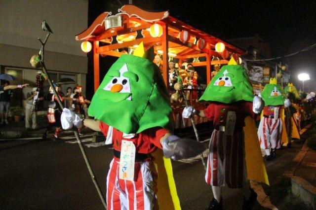 遠刈田温泉仮装盆踊り大会