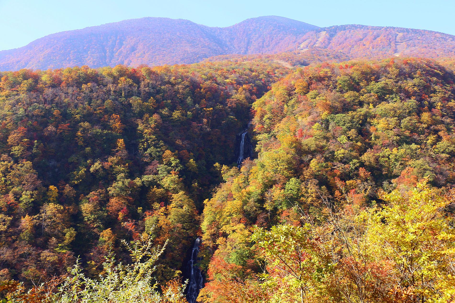 Sankai Falls