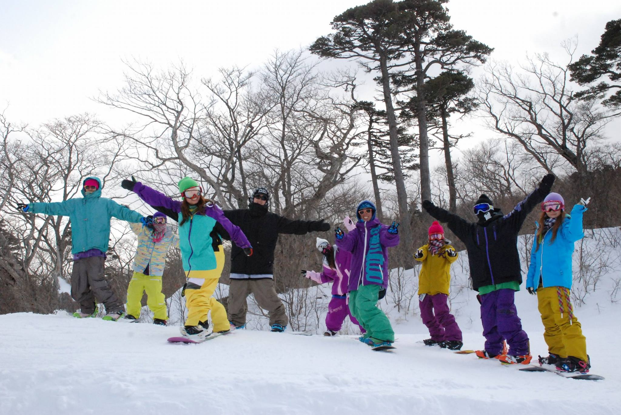 Winter sports 4.3km course is popular! Enjoy Zao's nature throughout the year at sports resort, Miyagi Zao Eboshi Resort.
