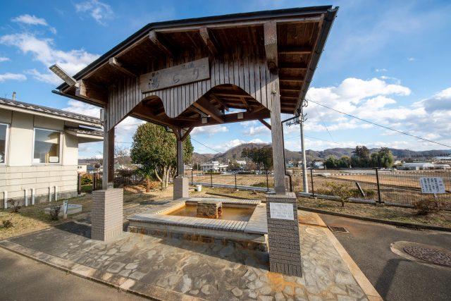 บ่อน้ำพุร้อนโคกาเนะกาว่า (Koganegawa Hot Springs)