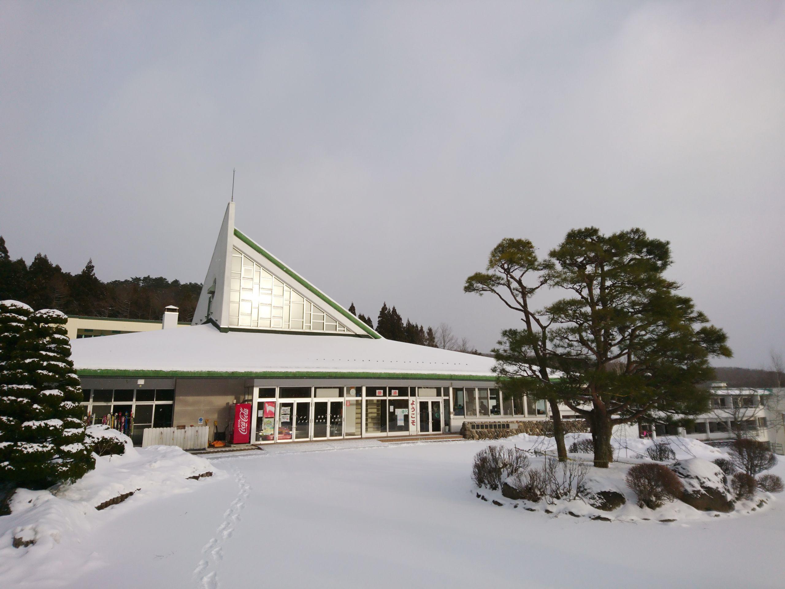 บ้านพักธรรมชาติแห่งเมืองซาโอ้ (Zao Nature's House)