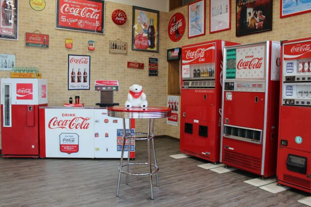 Coca-Cola Botters Japan Zao Factory Visit